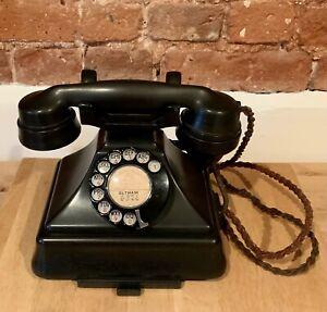 Vintage GPO Bakelite Telephone PL 32/234 No 164