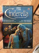 Opera National de Lyon - Cinderella: A Ballet by Maguy Marin (Dvd) Flawless Disc