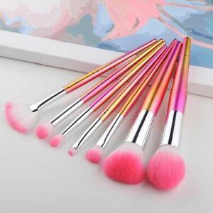 Makeup Brushes Set Cosmetic Powder Eye Shadow Foundation Blush Blending Tool Kit