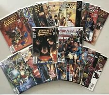 JUSTICE LEAGUE OF AMERICA #0,1-60, 1 WEDDING 1 SHOT,  VARIANTS 2006