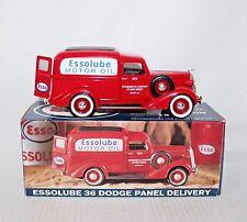 """1995 Liberty Classics LE ESSO 1936 Dodge """"Humpback"""" Panel Delivery Bank 1:25 IOB"""
