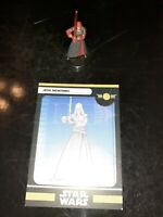 Jedi Sentinel #4 Star Wars Miniatures *BUY 2 GET 1 FREE +FREE SHIPPING*