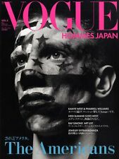 Vogue Hommes Japan Magazine Book Vol.2 2009 HEDI SLIMANE RAFSIMON KANYE PHARREL