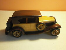 "Vintage Wooden Car-1930's model car-2 or 3 different woods-10"" long"