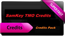 Samkey TMO - 20 Credits T-Mobile, MetroPCS, Verizon, Sprint, locked SAMSUNG