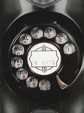 """*Postcard-""""Antique Rotary Telephone"""" /Picture on Postcard/ (C31)"""