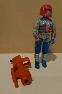 Vintage 1991 GI JOE STAR BRIGADE OZONE WITH HELMET AND OTHER ACCESSORY