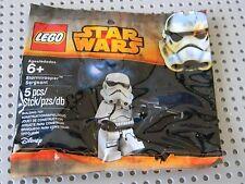 Lego Star Wars - Stormtrooper Sergeant Minifigure - Unopened Polybag