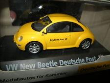 1:43 Schuco VW New Beetle Deutsche Post OVP