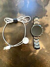 Fossil Men's Gen 4 Explorist HR Heart Rate Stainless Steel Smartwatch