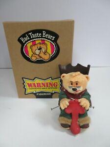 BAD TASTE BEARS - PEARL ADULT HUMOR COLLECTIBLE FIGURINE (RZML)