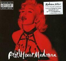 Madonna - Rebel heart CD Super Deluxe (new album/sealed)