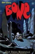 Bone: Bone Volume 1 Out from Boneville Vol. 1 by Jeff Smith (1995, Hardcover)