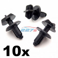 10x Ford Bumper Clips, Wheel Arch clips & Radiator Grille clips W716510-S300
