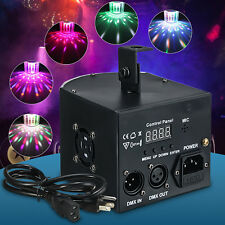 DJ Stage Club Disco Lighting Dance Party Show Effect Light LED RGB DMX512 18W