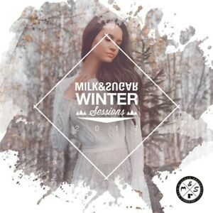 Various/Milk & Sugar (Mixed by) - Winter Sessions 2017, 2 Audio-CDs