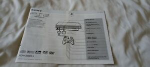 PlayStation 2 Instruction Manual