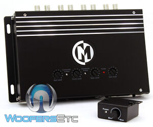 MEMPHIS 16-LL6A 6-CHANNEL LINE LEVEL ADAPTOR AUXILIARY INPUT for AMPLIFIER NEW