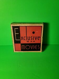 2 count 16mm Exclusive Movies Charlie Chaplin film untested vintage lot of 2