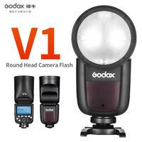 In Stock Godox V1 Flash V1C TTL 1/8000 HSS battery Speedlite Flash For Canon