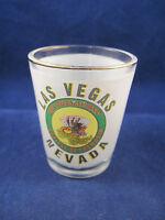 "Las Vegas Nevada Shot Glass 2.25"" tall"