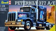 NEW/SEALED - REVELL Peterbilt 377 A/E Conventional #07527 1/24 Model Kit