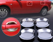 New Chrome Door Handle Cup Bowl for Mazda 6 2003-2008 Mazda 3 2004-2009