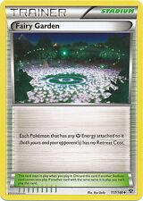 4x Pokemon XY Fairy Garden 117/146 Uncommon Trainer Card