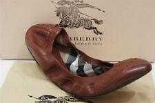 BURBERRY BERRYFIELD BALLERINAS FLAT SHOES  42/11 $375