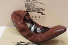 BURBERRY BERRYFIELD BALLERINAS FLAT SHOES  42/11 $375