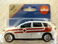 Siku Audi Q7 Ambulance doctors Car - Austria REF:1429