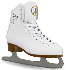 SFR Galaxy Ice Skates - White 13896 UK 6