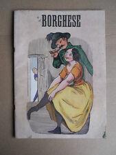 IL BORGHESE n°46 1959 Rivista attualità borghese - Jayne Mansfield  [G748]