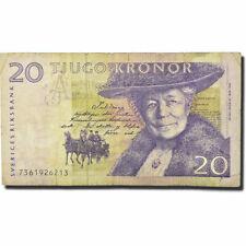 100 Sweden 20 Kronor 4 Cir 50 200 Banknotes 370 Swedish Krona Total