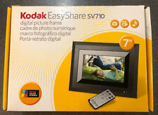 "BRAND NEW Kodak EASYSHARE SV710 7"" DIGITAL PICTURE FRAME KODAK COLOR SCIENCE"