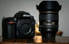 Nikon D750 + 24-120mm. f/4
