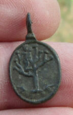 RARE Medaille religieuse BELIERE INVERSEE HAUTEUR 25 MM