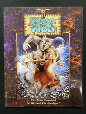 Werewolf: The Apocalypse Ways of the Wolf The Lupus Sourcebook Unused
