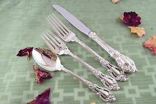 ELOQUENCE 4 Piece Setting Lunt Sterling