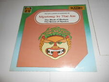 Radio Show Record Lp, Peter Lorre, Mystery In The Air, FACTORY SEALED