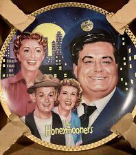 Hamilton Honeymooners Collector Plate - With Original Box And Coa.