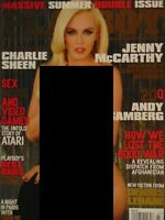 Playboy July August 2012   Jenny McCarthy Shelby Chesnes Beth Williams #1635+
