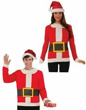 Size XL Sweater Christmas Costumes for Men