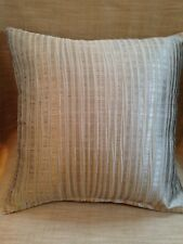 Cushion covers Made In Prestigious textiles silver textured stripe