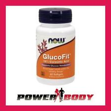 NOW Foods - GlucoFit - 60 softgels