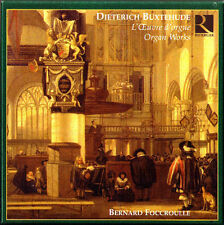 Dieterich BUXTEHUDE 1637-1707 Organ Works 5CD BERNARD FOCCROULLE Ricercar Orgel