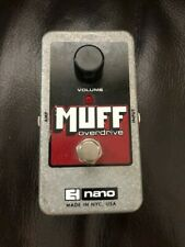 Muff Overdrive Guitar Effect Pedal