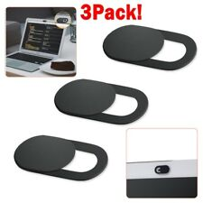 3x Webcam Cover Slider Camera Shield Privacy Protect Sticker For Laptop PC Phone