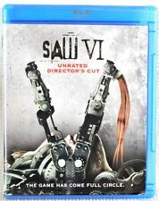 Saw IV Unrated Director's Cut Blu-Ray Movie