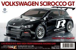 Tamiya 47451 1/10 RC Volkswagen Scirocco GT
